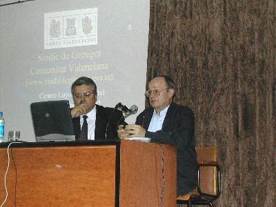 El síndic de Greuges analiza la situación de los Derechos Humanos en la Comunidad Valenciana