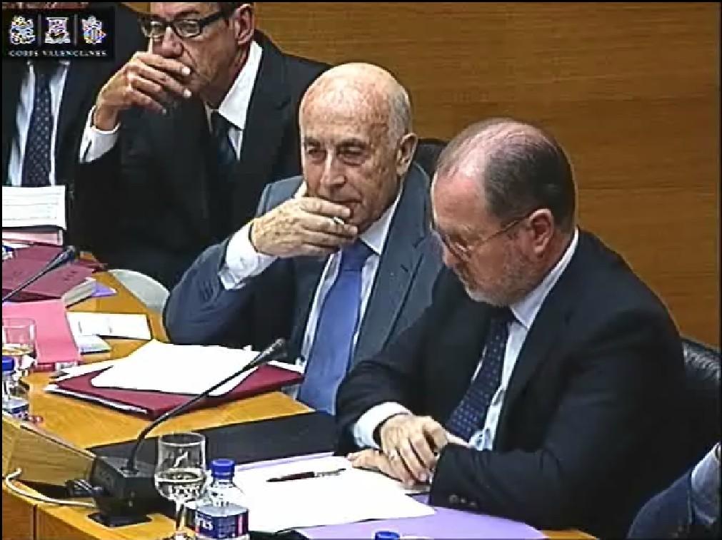 El Síndic de Greuges defiende ante Les Corts Valencianes la memoria del año 2012