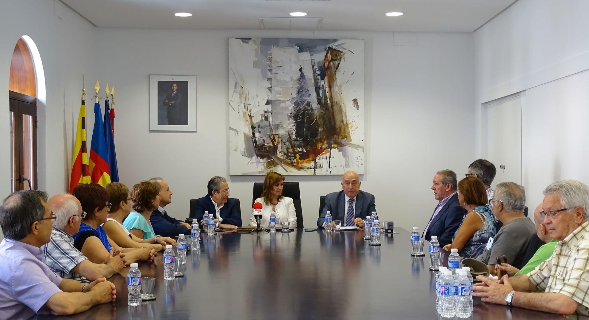 El Ayuntamiento de Xixona refuerza su colaboración con el Síndic de Greuges