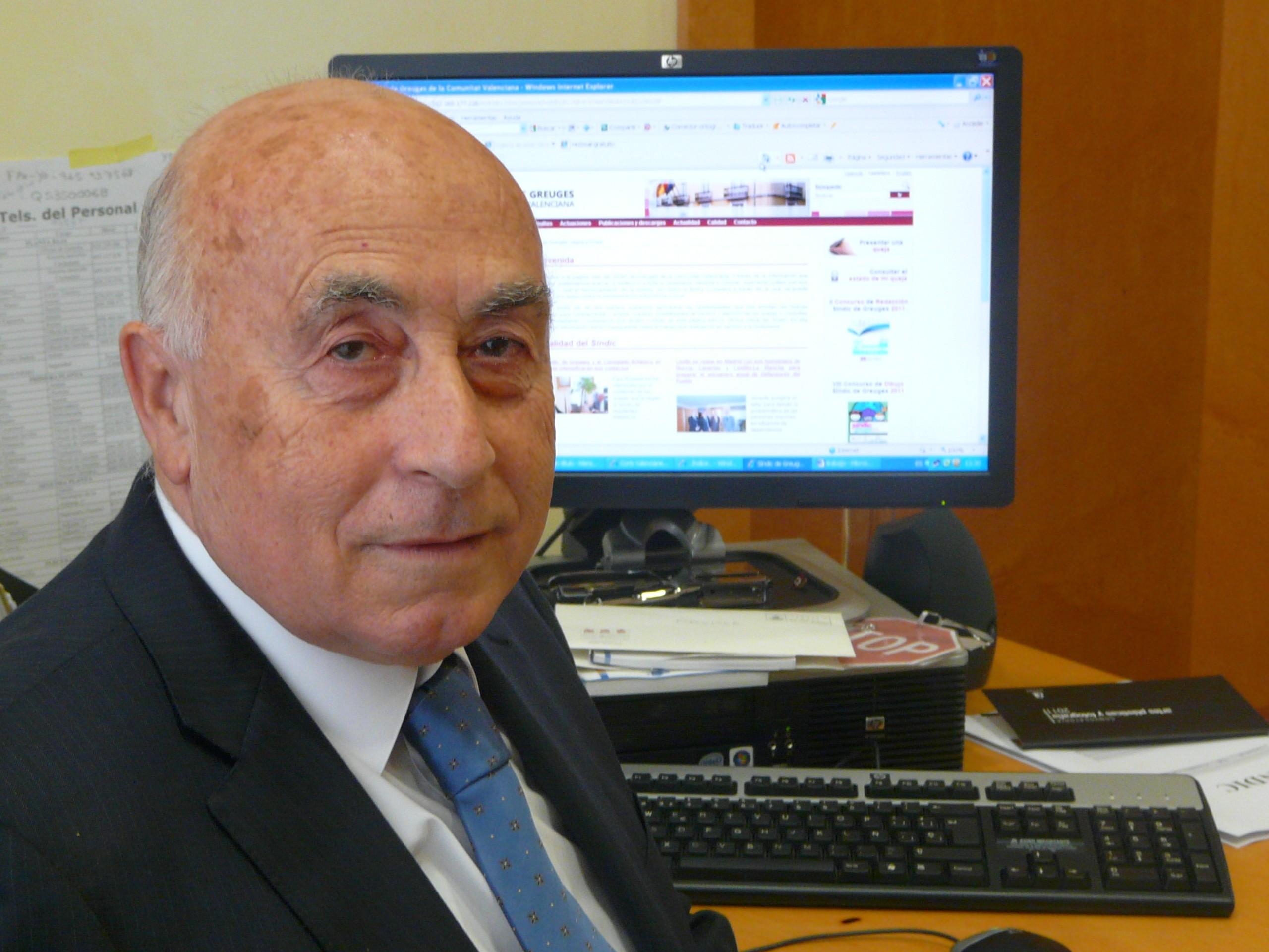 El Síndic de Greuges y el Ayuntamiento de Alicante ponen en marcha la comunicación de expedientes por Internet
