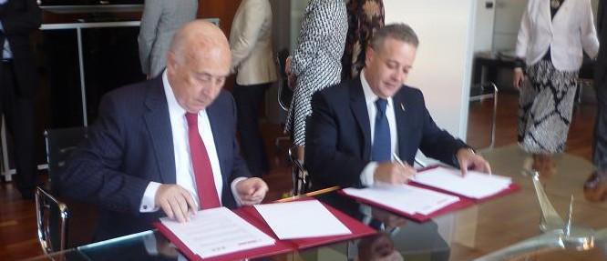 El Síndic de Greuges firma un convenio de colaboración con el Ayuntamiento de Alfafar