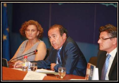 Carlos Morenilla participa en el VI Foro de la Justicia de Ausbanc
