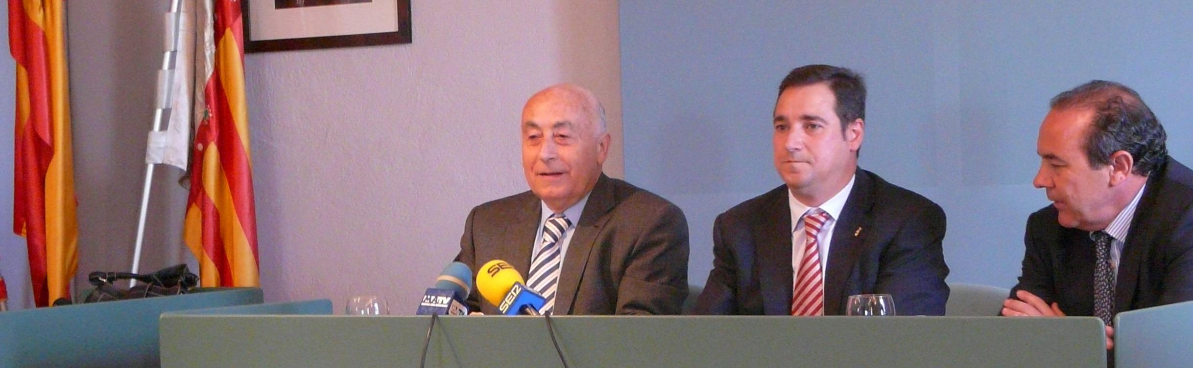 El Síndic de Greuges firma un convenio de colaboración con el Ayuntamiento de Benissa