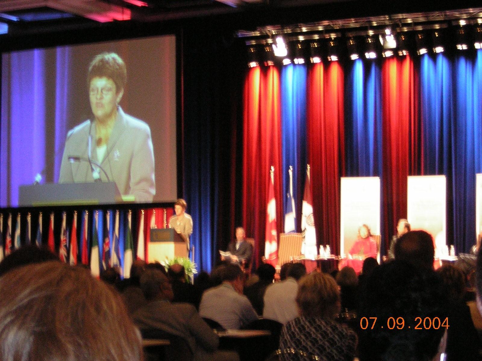 El síndic participa en el VIII Congrés de l'Institut Internacional de l'Ombudsman