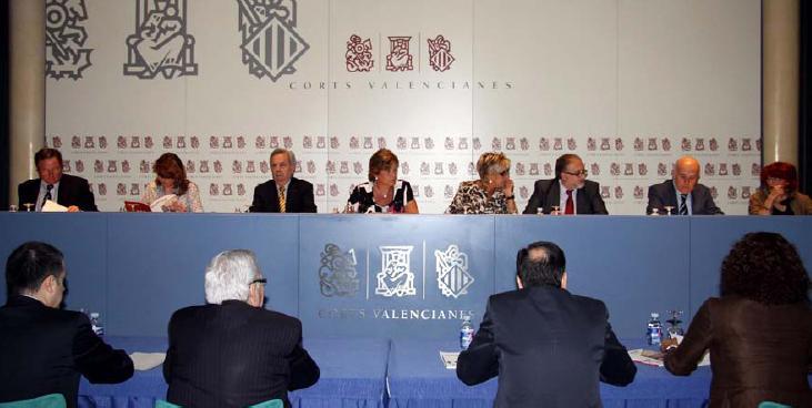 Comparecencia del Síndic de Greuges ante la Comisión de Peticiones-Informe 2009