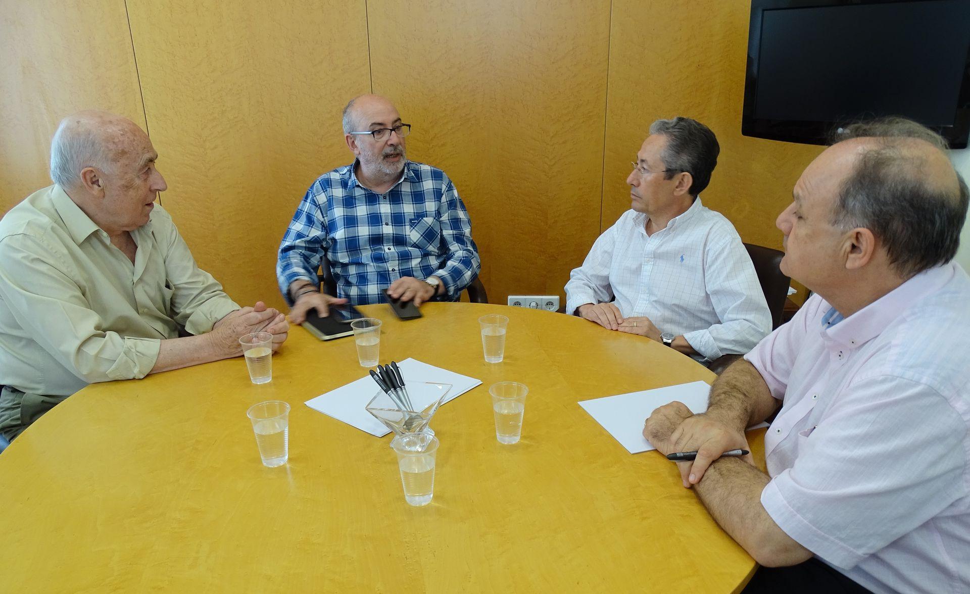 El Síndic y la Conselleria de Trasparencia colaborarán en las reclamaciones de acceso a la información