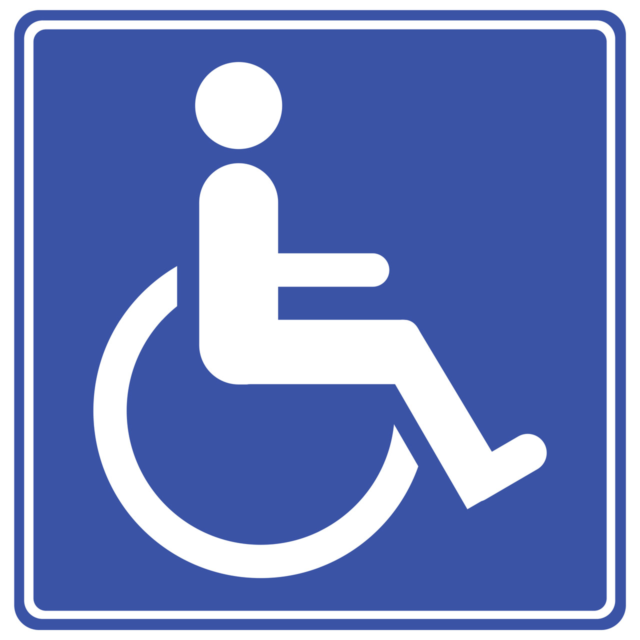 Benicarló se compromete con el Síndic a adaptar y mejorar la ordenanza de estacionamiento de vehículos de personas con discapacidad