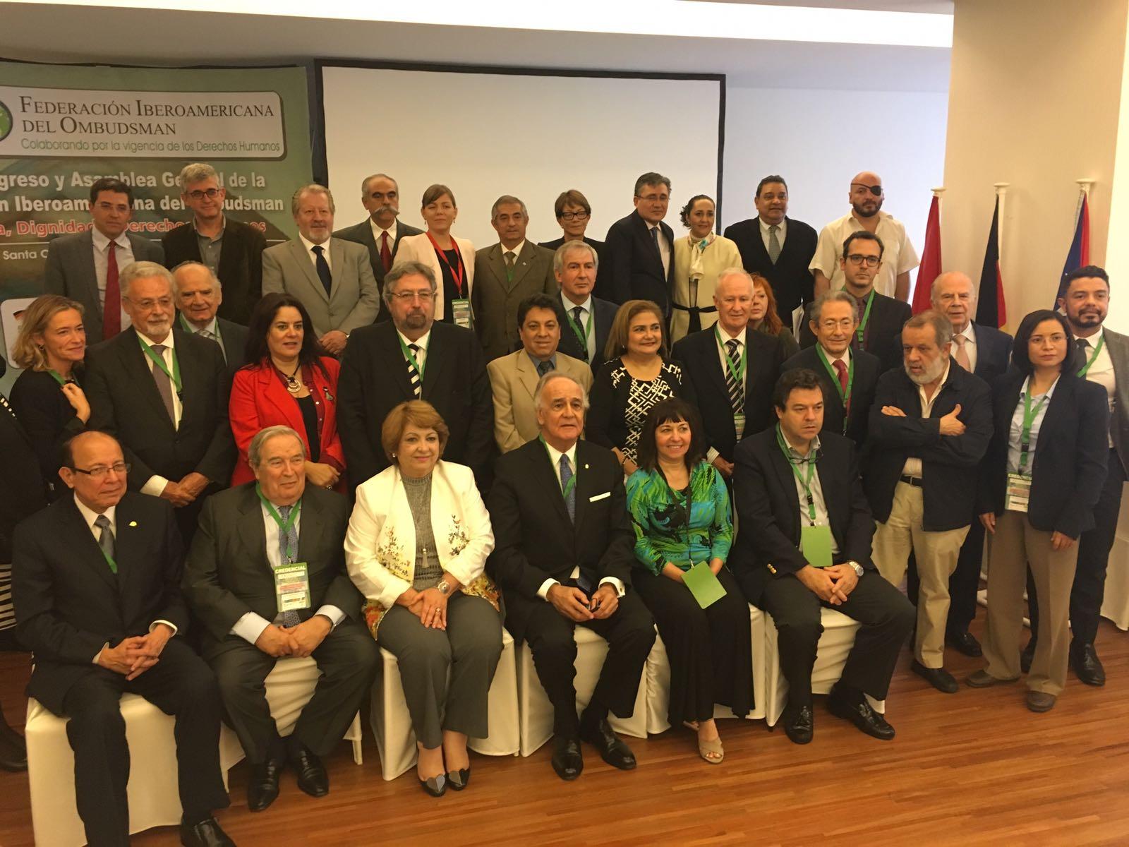 XXI Congreso de la Federación Iberoamericana del Ombudsman