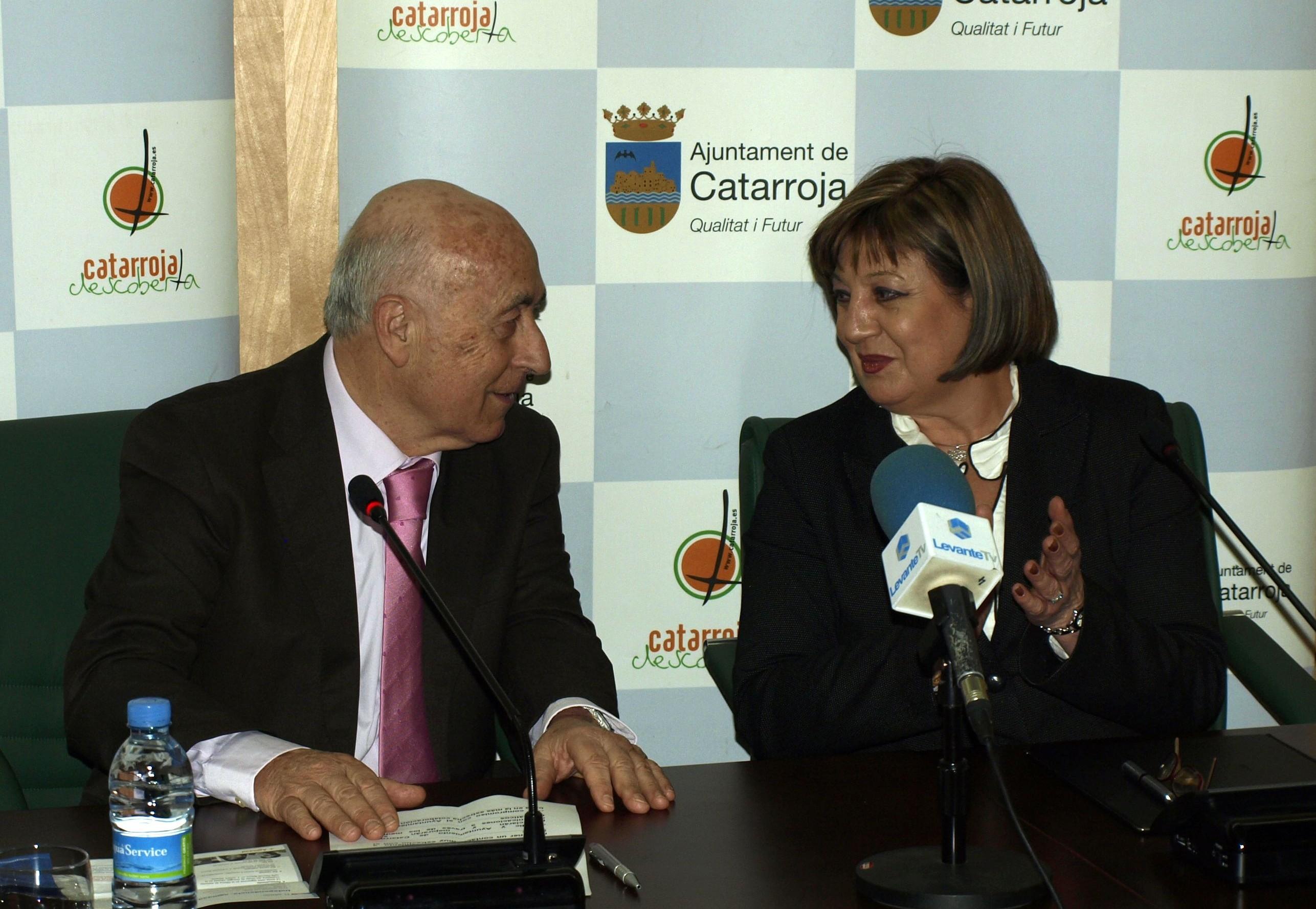 El Ayuntamiento de Catarroja firma el Convenio de Colaboración con el Síndic