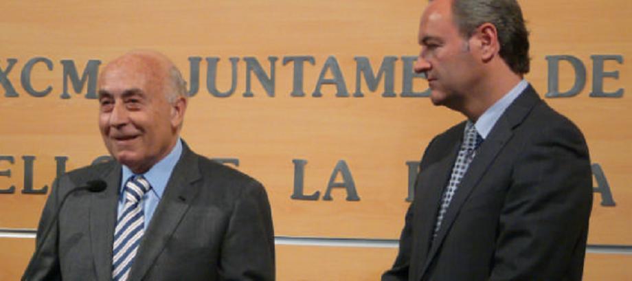 El Síndic firma un convenio de colaboración con el Ayuntamiento de Castellón