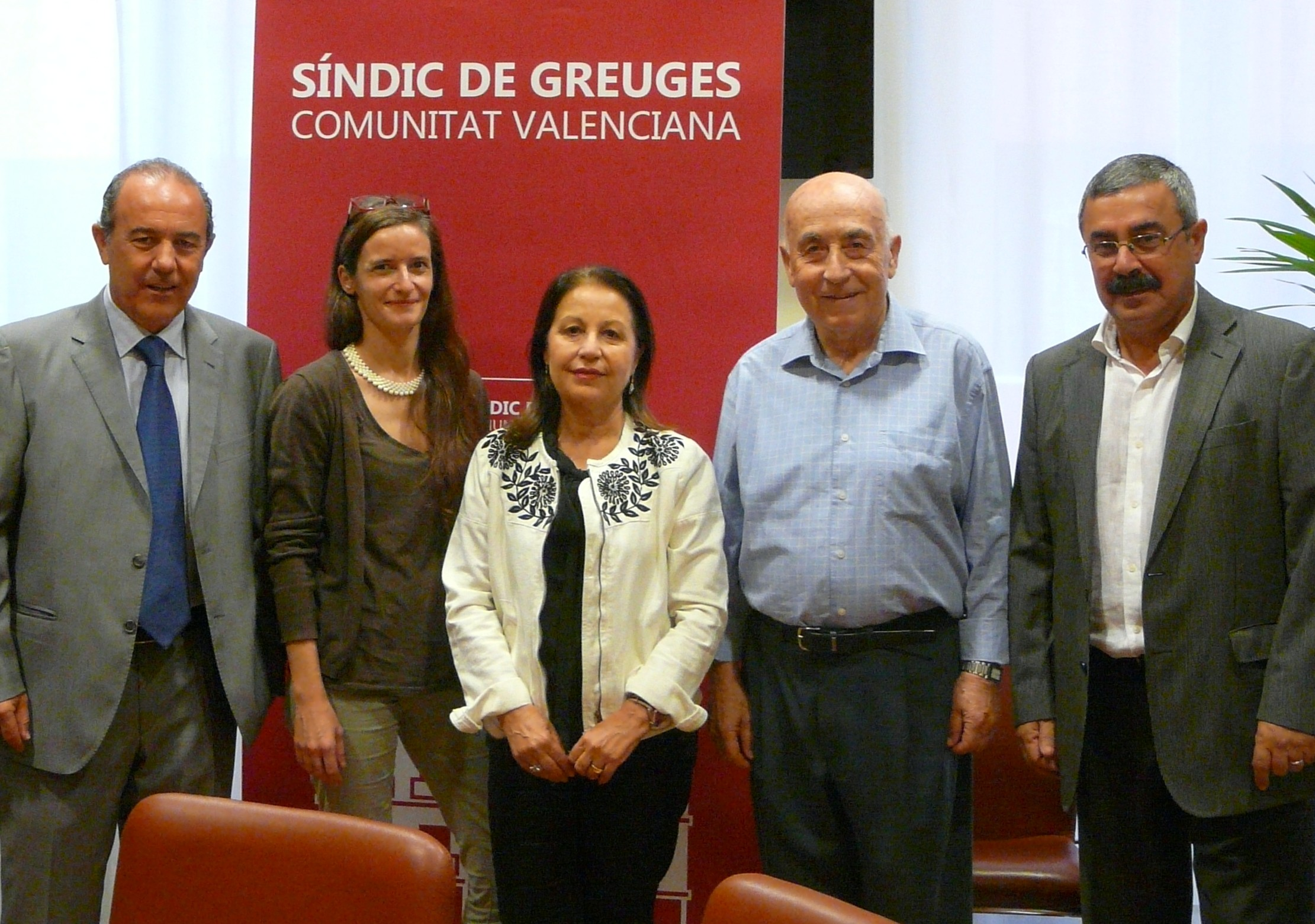 Reunión con representantes de UNICEF