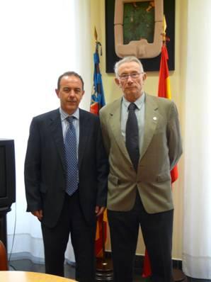 El síndic se reúne con su homólogo de la  Universidad de Valencia