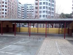 Tras nuestra intervención, Educación cambiará la cubierta de uralita del CEIP Carles Salvador de Benimaclet