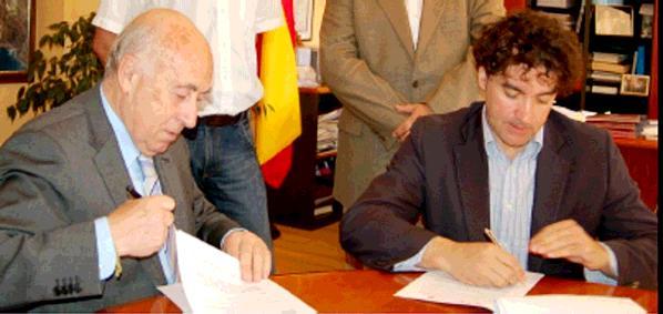 Vila-real y Benicàssim suscriben convenios de colaboración con el Síndic