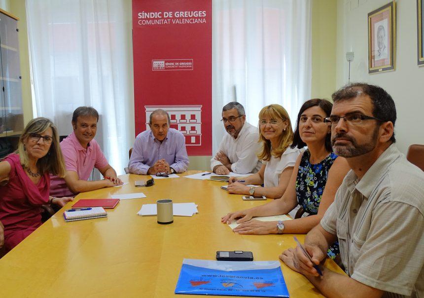 Satisfacción por la continuidad del programa de intermediación en la Zona Norte de Alicante