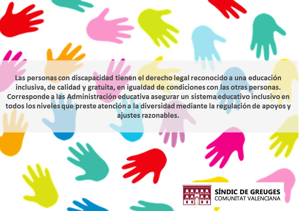 Acuden al Síndic para reclamar el derecho de su hijo autista a una educación inclusiva
