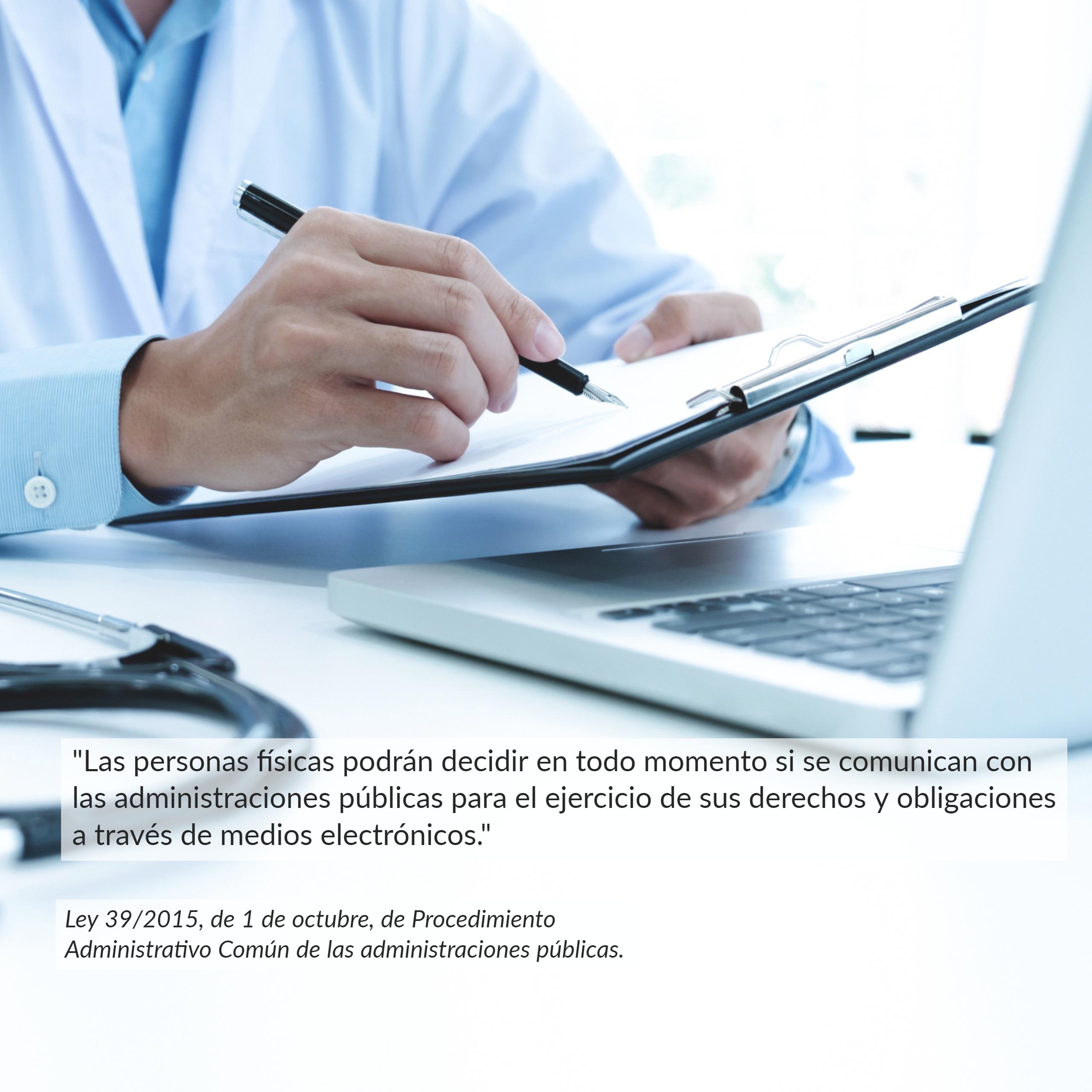 El Síndic insta a implantar la administración electrónica en todos los hospitales públicos