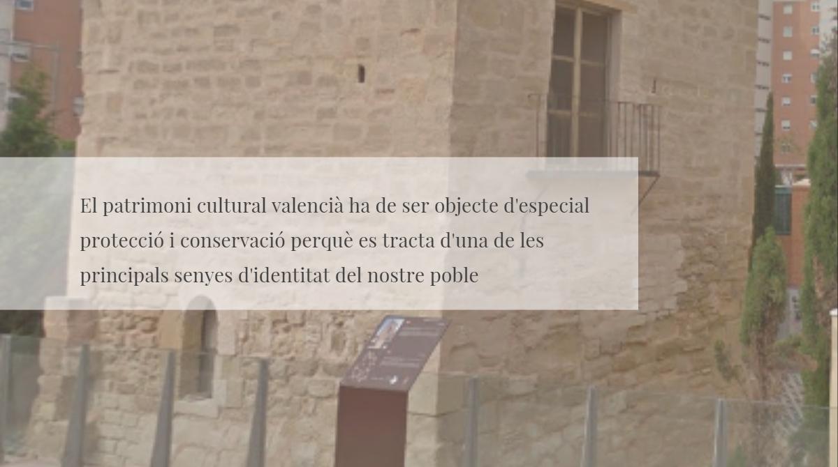 Preguntem per les mesures de protecció i conservació de la torre Ferrer d'Alacant, declarada bé d'interes cultural