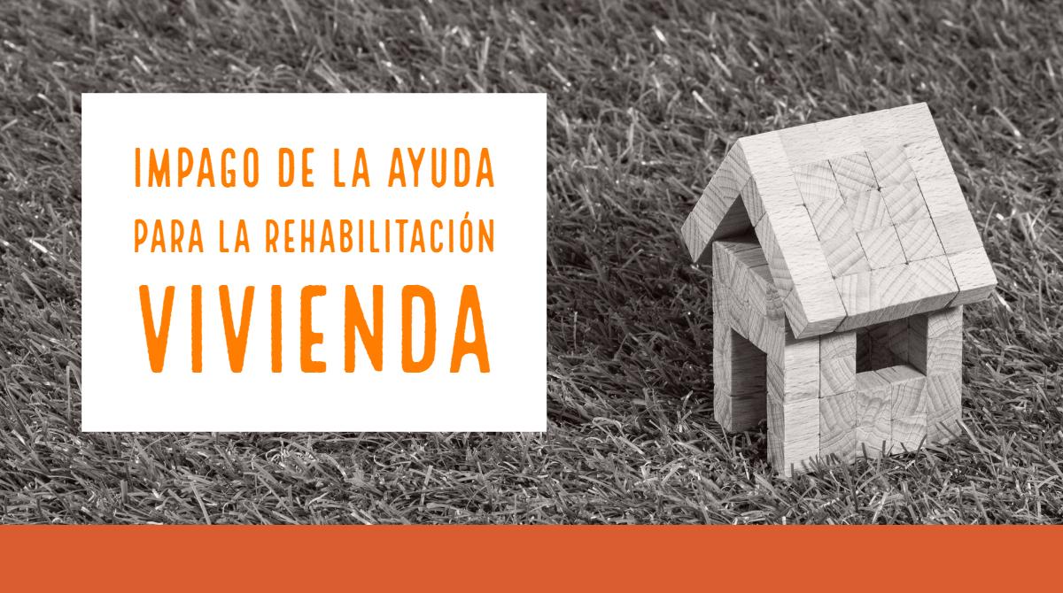 Instamos a la Conselleria a que abone a una octogenaria la ayuda para rehabilitar su vivienda reconocida en 2011