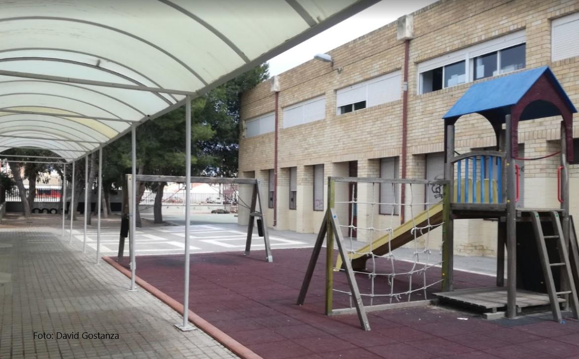 Pedimos a Educación que agilice los trámites para llevar a cabo las obras del colegio La Paz de Torrellano-Elx