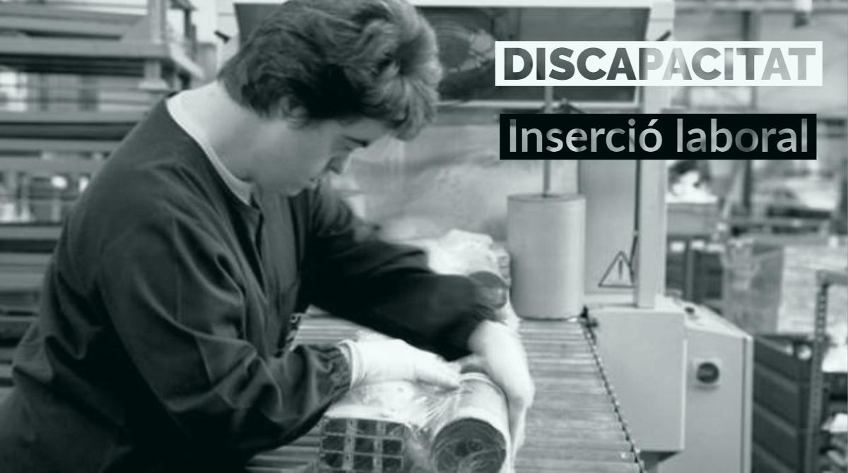 DISCAPACITAT – CENTRE ESPECIAL D'OCUPACIÓ.- El Síndic urgeix a pagar les ajudes d'ocupació a persones amb discapacitat