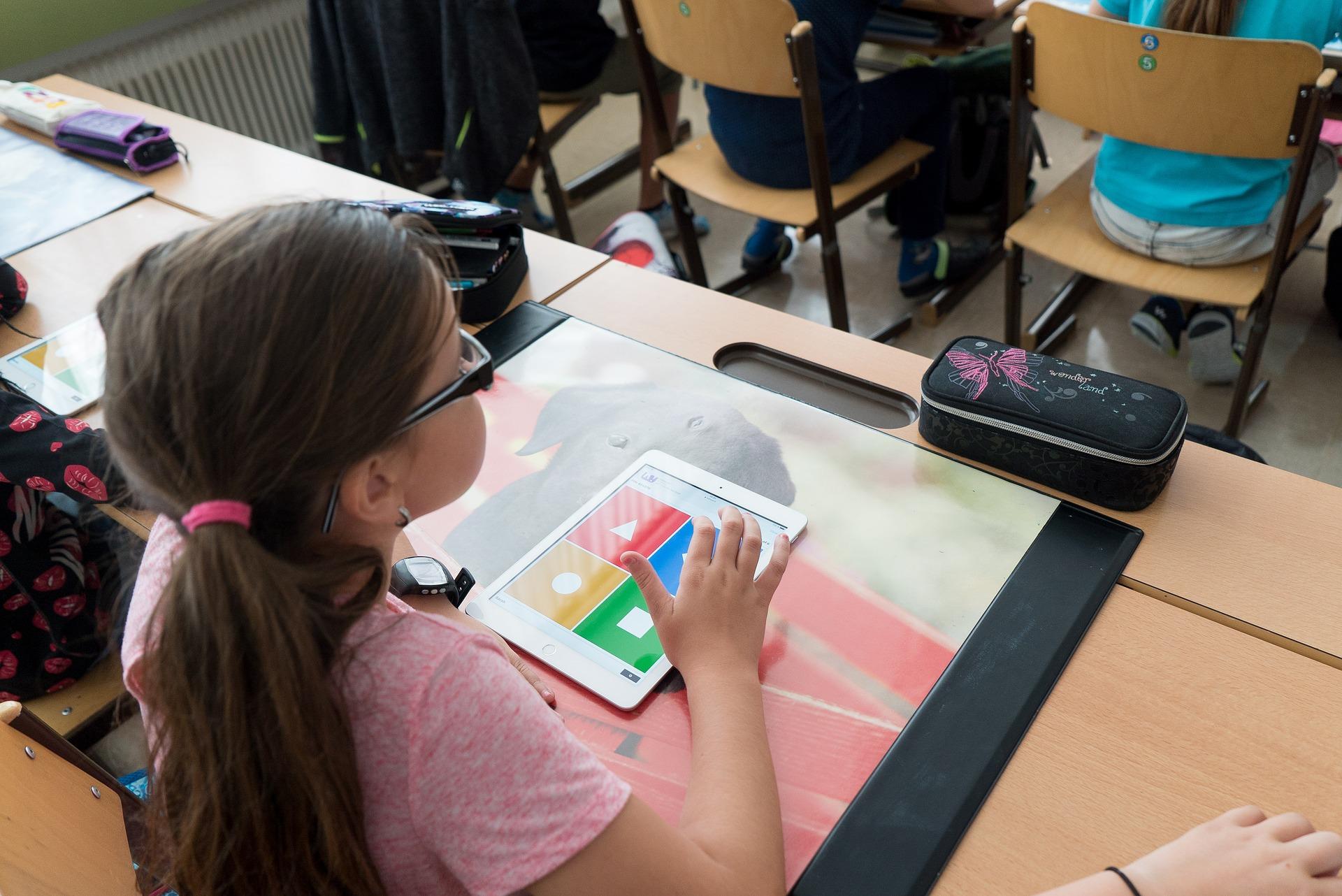 El Síndic de Greuges demana llibres de text accessibles per a alumnes amb discapacitat visual greu