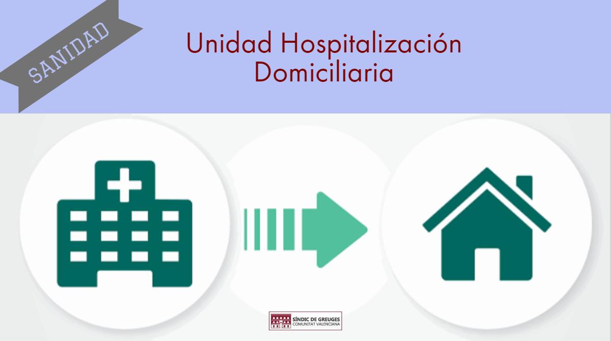 Pedimos que la Unidad de Hospitalización Domiciliaria del Hospital de Vinaròs llegue a todos los vecinos