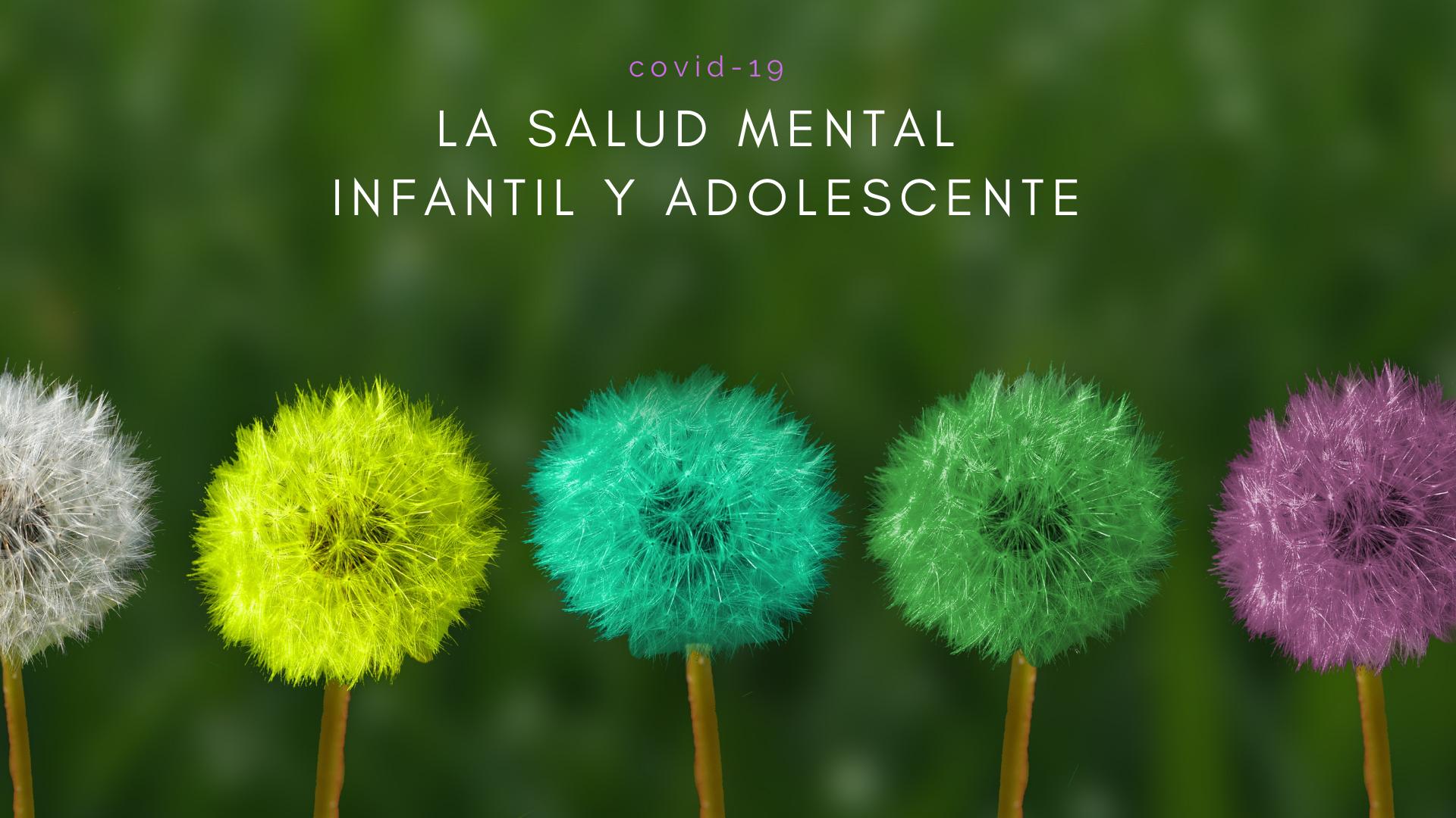Salut mental infantil i adolescent