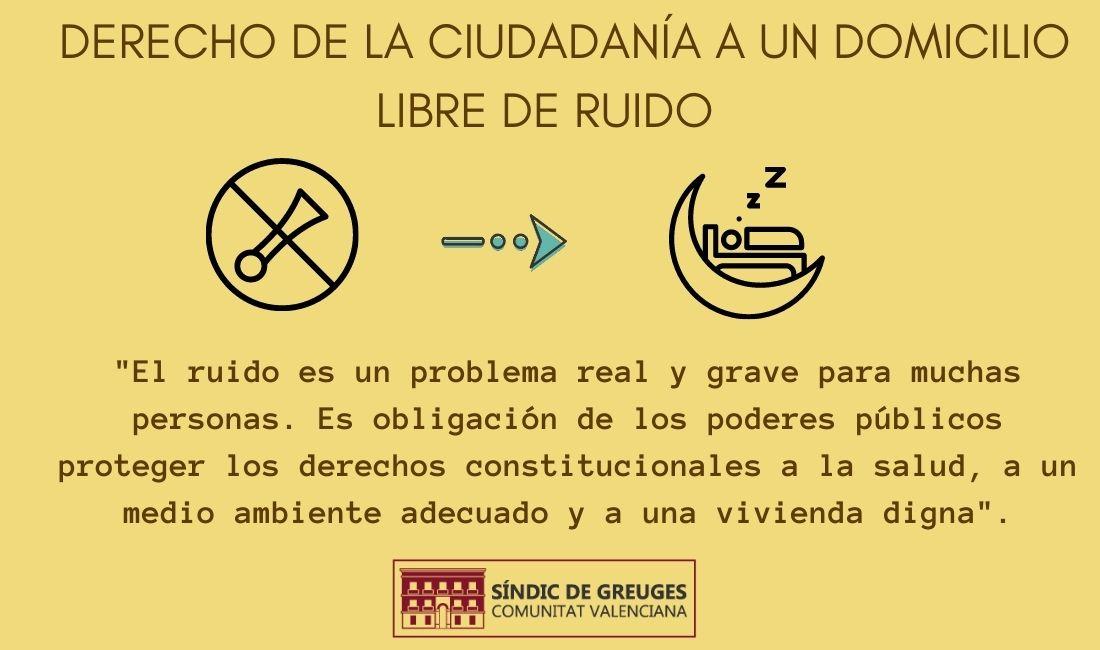 Instamos a Xirivella a actuar ante los ruidos ocasionados por la recogida de basura y a contestar a los escritos de los ciudadanos