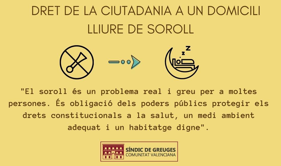 Instem a Xirivella a actuar davant els sorolls ocasionats per la recollida de fem i a contestar els escrits dels ciutadans