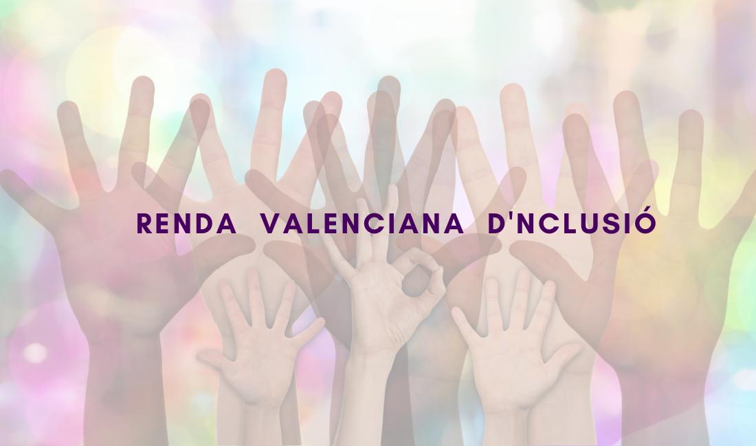 Li abonen els endarreriments de la Renda Valenciana d'Inclusió per import de 12.474 euros