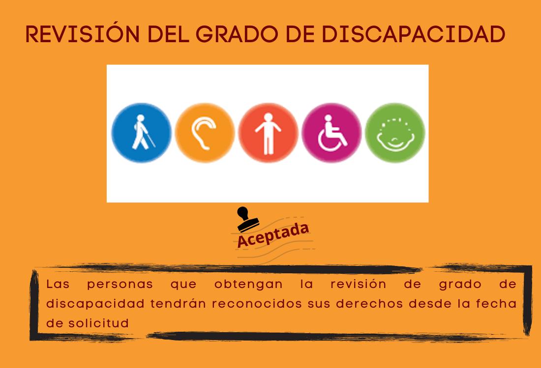 Igualdad acepta la petición del Síndic de reconocer la revisión de grado de discapacidad desde la fecha de presentación de la solicitud