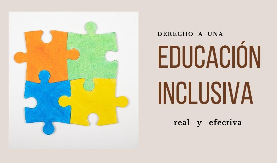 Proponemos a Educación un cambio legislativo para agilizar la sustitución y dotación de profesionales de apoyo para alumnos con necesidades educativas